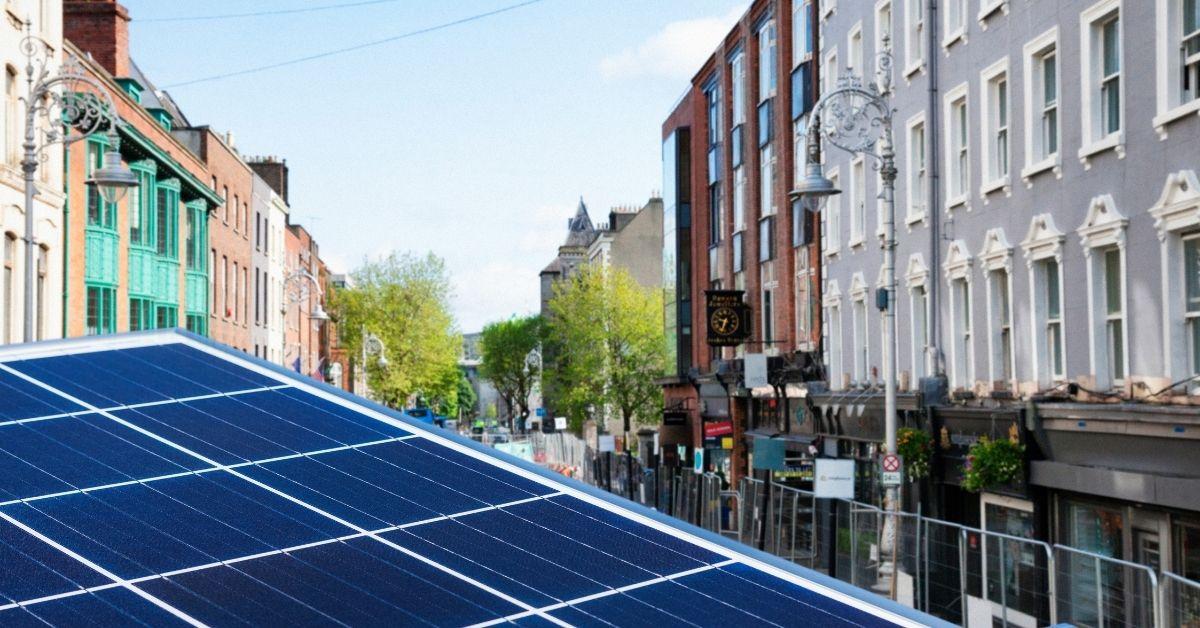Solar energy in 2021